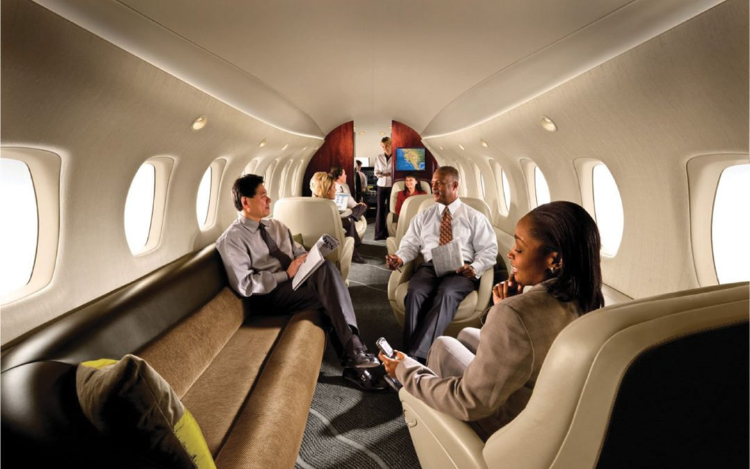 PRIVATE JETS ARE MORE ACCESSIBLE AND AFFORDABLE